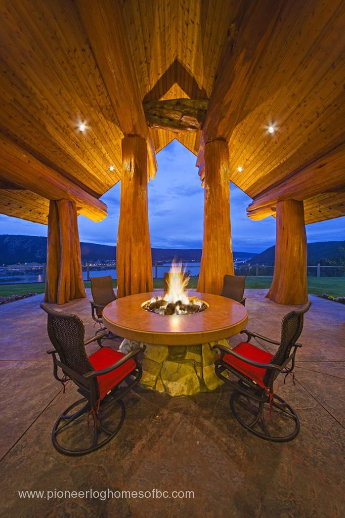 Post & Beam Homes Photo Gallery | TETON VALLEY HOMES : the fireplace dc : Fireplace Design